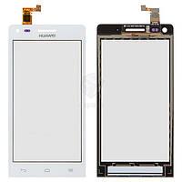 Тачскрин (сенсор) Huawei Ascend G6-U10 | Оригинал | белый