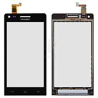 Тачскрин (сенсор) Huawei Ascend G6-U10 | Оригинал | черный