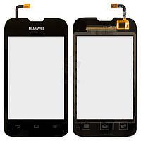 Тачскрин (сенсор) Huawei Ascend Y210D | Оригинал | U8685 Ascend Y210 | Оригинал | черный