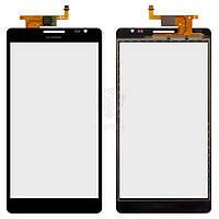 Тачскрин (сенсор) Huawei Ascend Mate MT1-U06 | Оригинал | черный