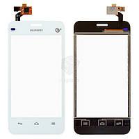 Тачскрин (сенсор) Huawei Ascend Y320-U30 Dual Sim | Оригинал | тип 2 | Оригинал | белый