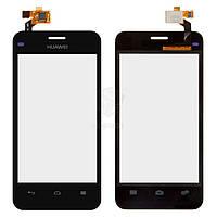Тачскрин (сенсор) Huawei Ascend Y320-U30 Dual Sim | Оригинал | тип 2 | Оригинал | черный