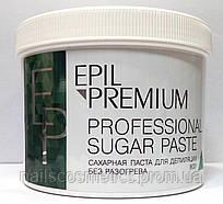 Паста для шугаринга №2 EPIL PREMIUM Soft (мягкая), 800г
