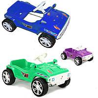 Машина педальная детская Орион 792
