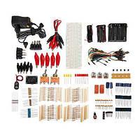 Отладочная плата, набор, встраиваемый модуль Электроника для начинающих [часть 1] Амперка