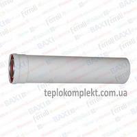 Удлинитель дымохода для котла C005 0.5м.