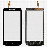 Тачскрин (сенсор) Lenovo A516 | Оригинал | черный