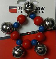 Перкуссионный браслет Rohema Colorful Wristbell 5 Bells
