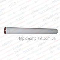 Удлинитель дымохода для котла C004 1м.