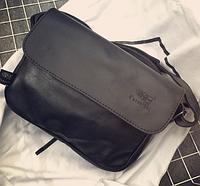 Мужская кожаная сумка. Модель 61268, фото 6