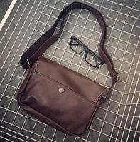 Мужская кожаная сумка. Модель 61268, фото 10