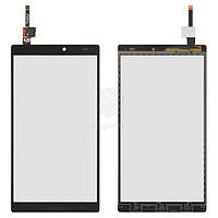 Тачскрин (сенсор) Lenovo A7010 X3 Lite | Оригинал | Vibe K4 Note | Оригинал | черный