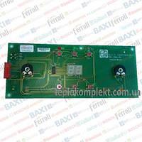 Дисплей с элементами управления для конденсационных котлов 570.180.010 Sit Group