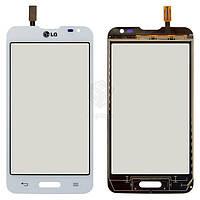 Тачскрин (сенсор) LG D280 Optimus L65 | Оригинал | белый