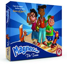 Магнитная игра«Команда» (производство Израиль) для развития навыков общения