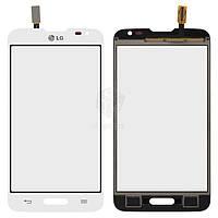 Тачскрин (сенсор) LG D320 Optimus L70 | Оригинал | D321 Optimus L70 | Оригинал | MS323 Optimus L70 | Оригинал | белый