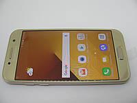 Samsung Galaxy A3 A320 (2017) не видит сеть новый в пленках gold