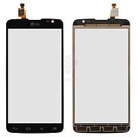Тачскрин (сенсор) LG D686 G Pro Lite Dual | Оригинал | черный