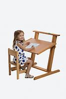 """Письменный стол для детей 5-16 лет """"Пеликан"""", фото 1"""