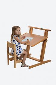 """Письмовий стіл для дітей 5-16 років """"Пелікан"""""""