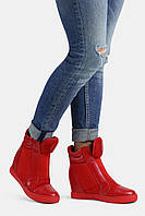 Женские сникерсы 1758 RED