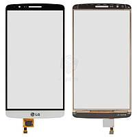 Тачскрин (сенсор) LG G3 D855 | Оригинал | белый