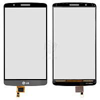 Тачскрин (сенсор) LG G3 D855 | Оригинал | черный