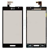 Тачскрин (сенсор) LG P760 Optimus L9 | Оригинал | P765 Optimus L9 | Оригинал | P768 Optimus L9 | Оригинал | черный