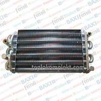 Теплообменник битермический для котлов Baxi. 2563508202
