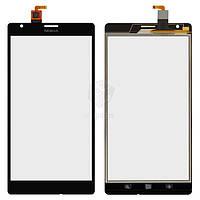 Тачскрин (сенсор) Nokia 1520 Lumia   Оригинал   черный