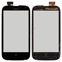 Тачскрин (сенсор) Nokia 510 Lumia | Оригинал | черный