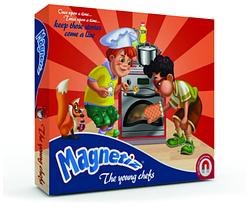 Магнитная игра (Израиль)«Юные шеф-повара» для развития навыков общения (без доски)