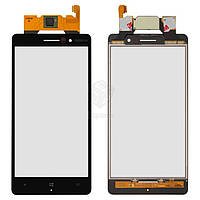 Тачскрин (сенсор) Nokia 830 Lumia | Оригинал | черный