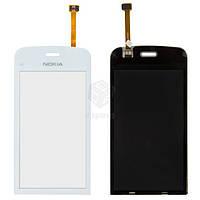 Тачскрин (сенсор) Nokia C5-03 | Оригинал | C5-06 | Оригинал | белый