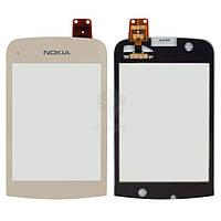 Тачскрин (сенсор) Nokia C2-02 | Оригинал | C2-03 | Оригинал | C2-06 | Оригинал | C2-07 | Оригинал | C2-08 | Оригинал | золотистый