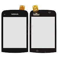 Тачскрин (сенсор) Nokia C2-02 | Оригинал | C2-03 | Оригинал | C2-06 | Оригинал | C2-07 | Оригинал | C2-08 | Оригинал | черный