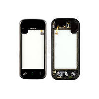Тачскрин (сенсор) Nokia N97 Mini | Оригинал | с рамкой | Оригинал | черный