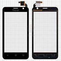 Сенсор Prestigio MultiPhone 3450 Duo | Оригинал | Черный
