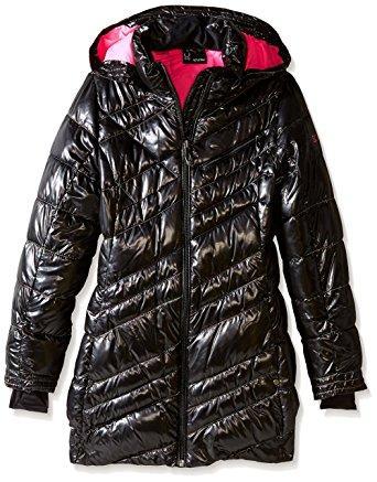 Пальто для девочки  Spyder