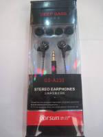 Вакуумные наушники для телефона и плеера GORSUN GS-A230
