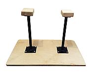 Трости - стоялки на деревянной основе 45см.