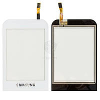 Тачскрин (сенсор) Samsung C3300 | Оригинал | белый