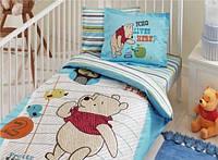 Постельное белье для новорожденных Disney Winnie New Friends
