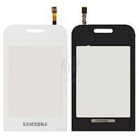 Тачскрин (сенсор) Samsung E2652 | E2652W | белый