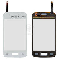 Тачскрин (сенсор) Samsung G130E Galaxy Star 2 Duos | Оригинал | белый