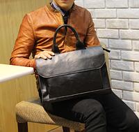 Чоловіча шкіряна сумка. Модель 61269, фото 7