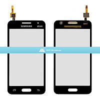 Тачскрин (сенсор) Samsung G355H Galaxy Core 2 Duos | Оригинал | черный