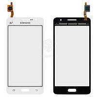 Тачскрин (сенсор) Samsung G530F Galaxy Grand Prime LTE | Оригинал | G530H Galaxy Grand Prime | Оригинал | белый