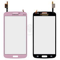 Тачскрин (сенсор) Samsung G7102 Galaxy Grand 2 Duos | G7105 | G7106 | розовый