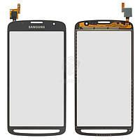 Тачскрин (сенсор) Samsung Galaxy S4 Active I9295 | Оригинал | Черный